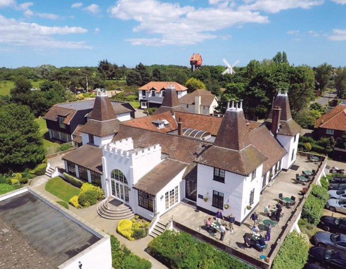 Thorpeness Golf Club and Hotel - Exterior