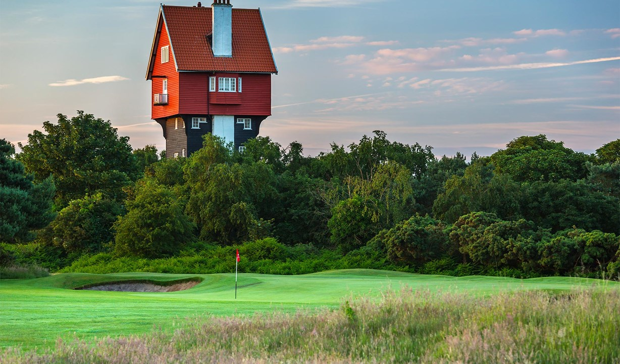 Thorpeness Golf Club & Hotel - Golf Course